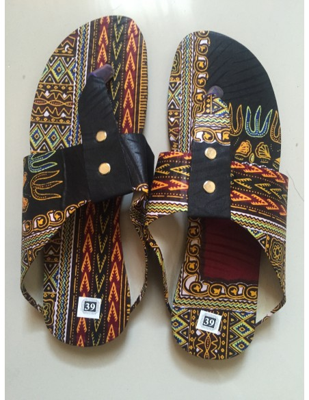Tongs Dashiki