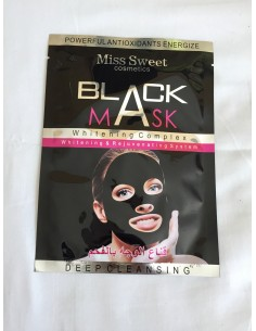 Masque Noir Miss Sweet Cosmetics