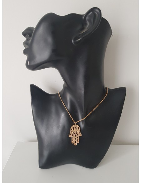 Collier main de Fatma