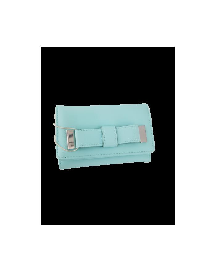 Blue Pieces Wallet