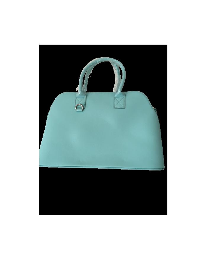 Pieces Blue Bag