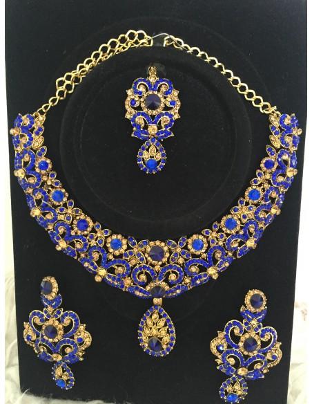 Parure Bijoux Inde