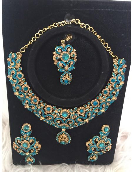 Indian Jewellery set