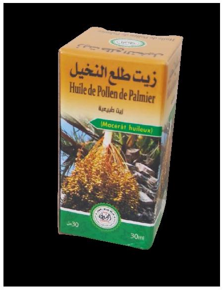 Palm pollen oil