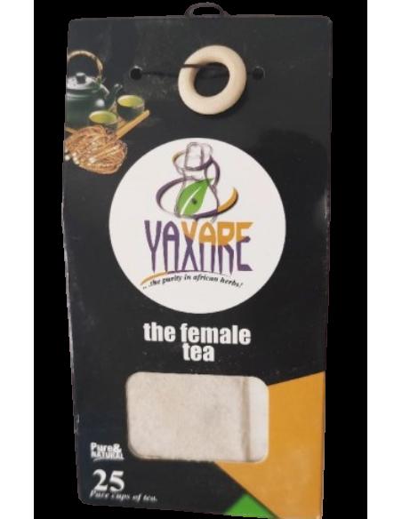 Tea Yaxare