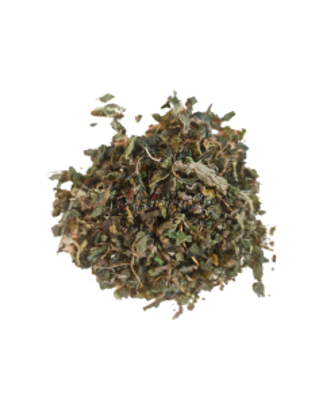 Spicy nettle tisane