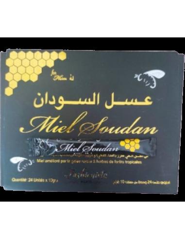 Royal aphrodisiaque miel du Soudan