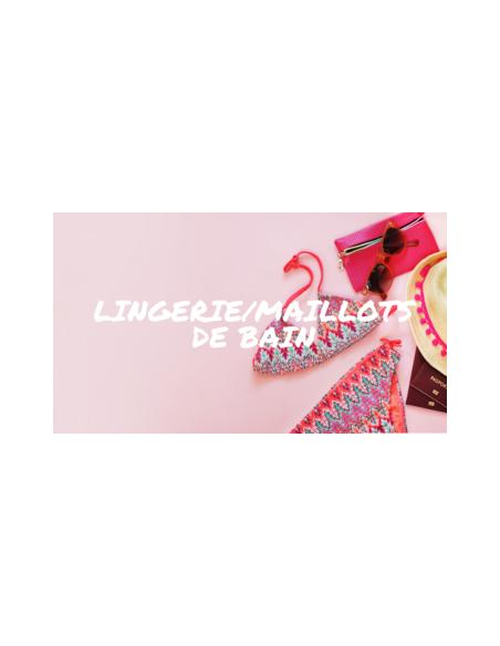 Lingerie et Maillot de bain