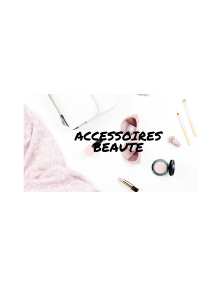 Beauty accessories
