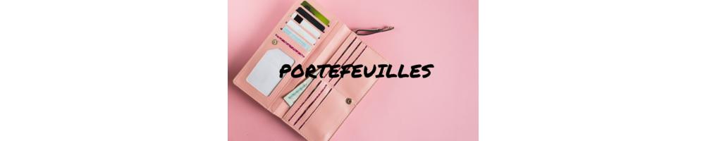 Les portefeuilles Fashionista Paris