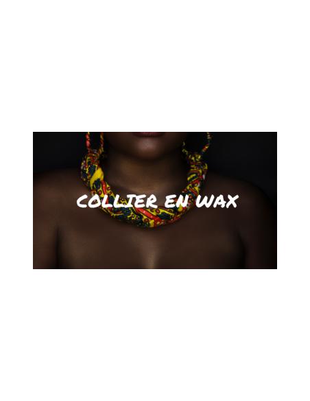 Colliers en wax