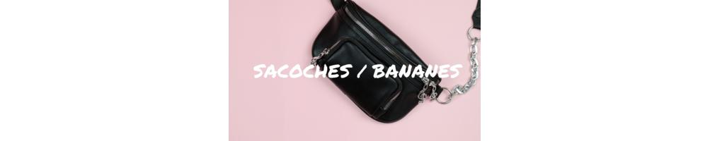 Sacoches et bananes