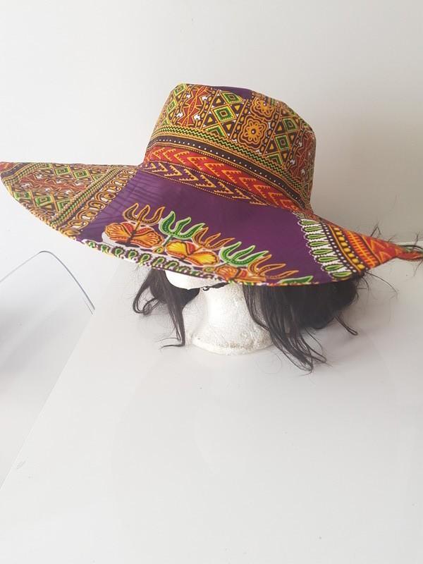 Chapeau dashiki